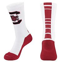 Men's Mojo South Carolina Gamecocks Champ 1/2-Cushion Performance Crew Socks