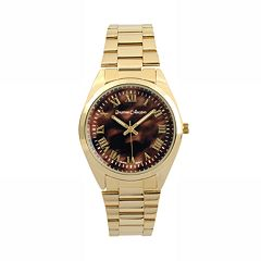 Journee Collection Women's Tie-Dye Stainless Steel Watch