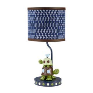 NoJo Alligator Blues Table Lamp