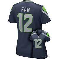 Women's Nike Seattle Seahawks Fan NFL Jersey
