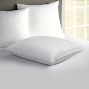 Hotel Laundry Never Goes Flat Down-Alternative Gel Pillow