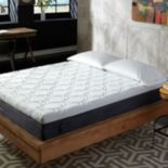 Kensington Manor 10-in. Quilted Top Memory Foam Mattress