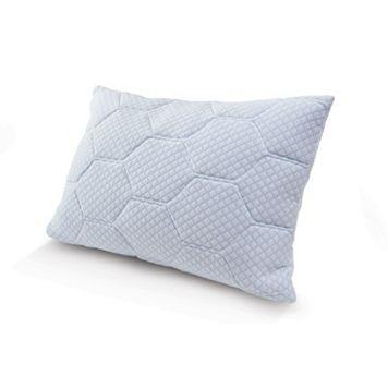 Arctic Sleep by Pure Rest Cooling Gel Memory Foam & Down-Alternative Loft Pillow