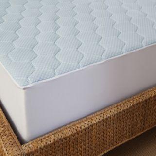 Arctic Sleep by Pure Rest Cooling Gel Memory Foam Deep-Pocket Mattress Pad