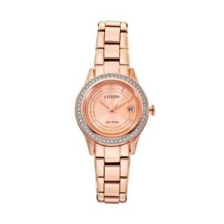 Citizen Eco-Drive Women's Silhouette Stainless Steel Watch - FE1123-51Q