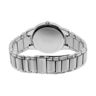 Citizen Eco-Drive Men's Axiom Diamond Stainless Steel Watch - AU1060-51G