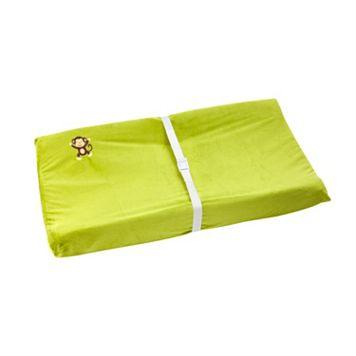 NoJo Kulala Velboa Fleece Contoured Changing Pad Cover