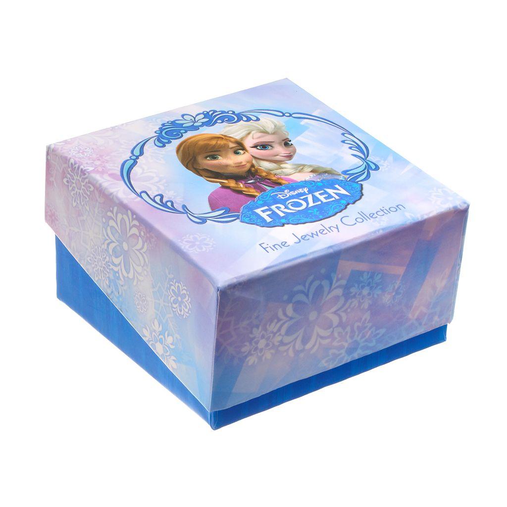 Disney's Frozen Anna & Elsa Silver-Plated