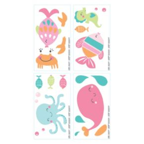 Carter's Sea Collection Wall Decals