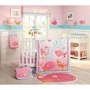 Carter's Sea Collection 4 pc Crib Bedding Set