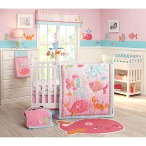 Carter's Sea Collection 4-pc. Crib Bedding Set