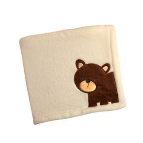 Carter's Friends Collection Appliqued Blanket