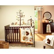 Carter's Friends Collection 4 pc Crib Bedding Set