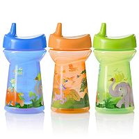 Evenflo Feeding 3-pk. Zoo Friends 10-oz. TripleFlo Tumblers