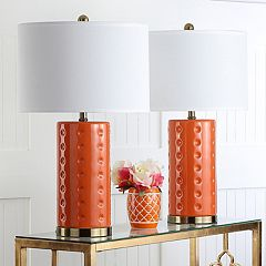 Safavieh 2 pc Roxanne Table Lamp Set