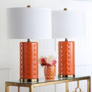 Safavieh 2-piece Roxanne Table Lamp Set