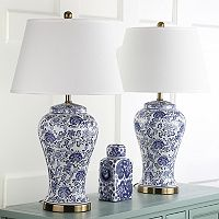 Safavieh 2 pc Spring Table Lamp Set