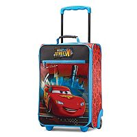 Disney / Pixar Cars 18-Inch Kids Softside Luggage by American Tourister