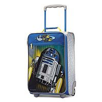 Kids Star Wars R2-D2 18-Inch Wheeled Luggage by American Tourister