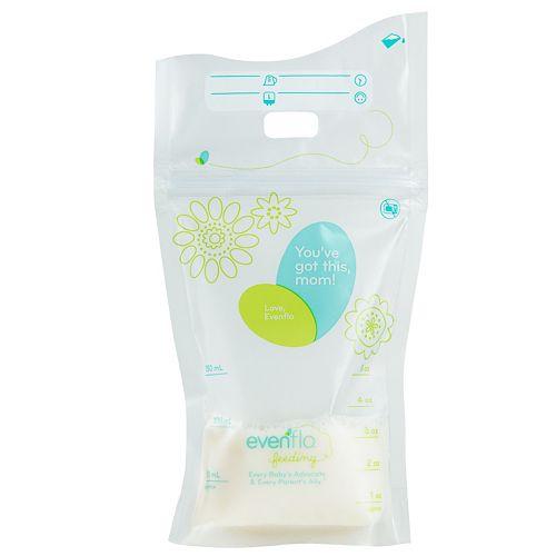 Evenflo Feeding 40-pk. Advanced Milk Storage Bags