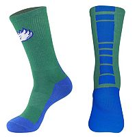 Women's Mojo FGCU Eagles Champ 1/2-Cushion Performance Crew Socks