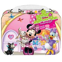Disney's Minnie Mouse Puzzle in a Tin