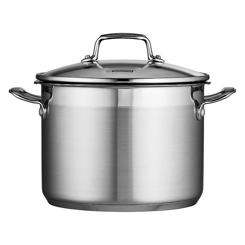 016017014046 Upc Tramontina 3 Pc Pasta Cooker With Lock