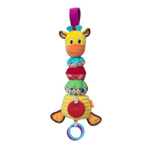 Infantino Hug & Tug Musical Giraffe