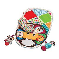 Infantino Peek & Play Tummy Time Activity Set