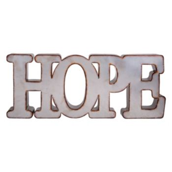 Home Essentials and Beyond ''Hope'' Wall Decor