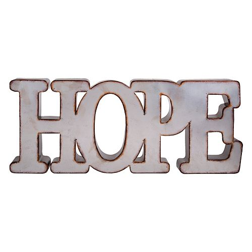 Home Essentials & Beyond ''Hope'' Wall Decor