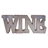 Home Essentials & Beyond ''Wine'' Wall Decor