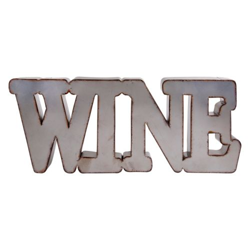 Home Essentials and Beyond ''Wine'' Wall Decor
