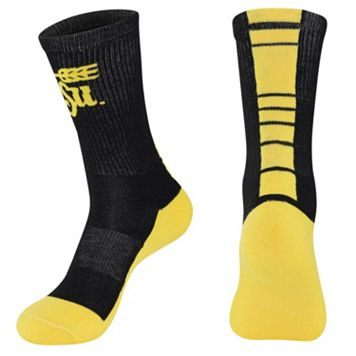 Women's Mojo Wichita State Shockers Champ 1/2-Cushion Performance Crew Socks