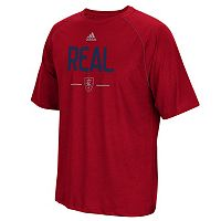 Men's adidas Real Salt Lake Authentic climalite Tee
