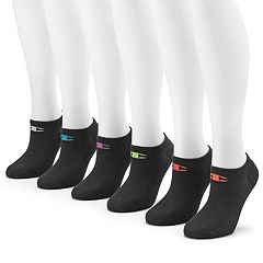 Champion Women's 6 pkCushioned Performance Low-Cut Socks