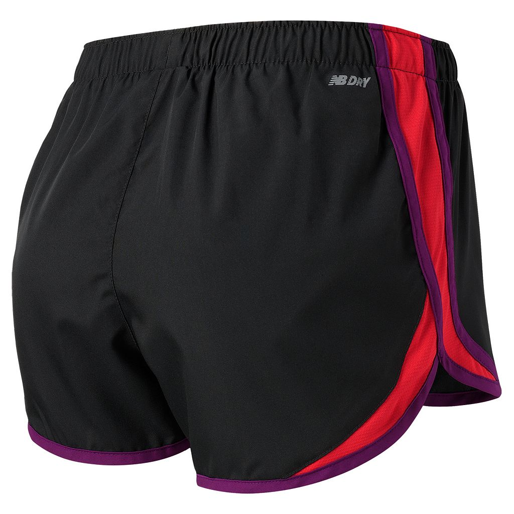 Women's New Balance Accelerate Woven Workout Shorts