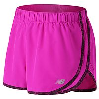 Women's New Balance Accelerate Woven Workout Shorts