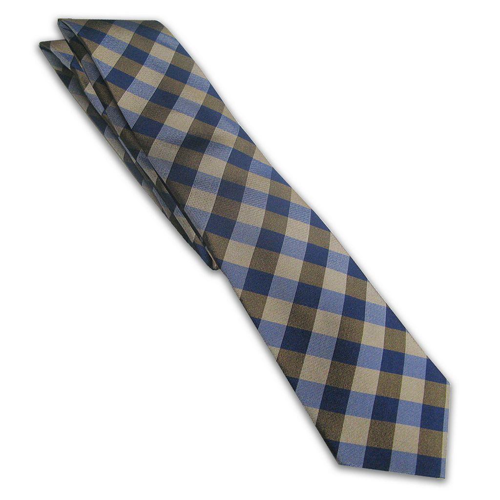 Haggar® Buffalo Plaid Tie - Men