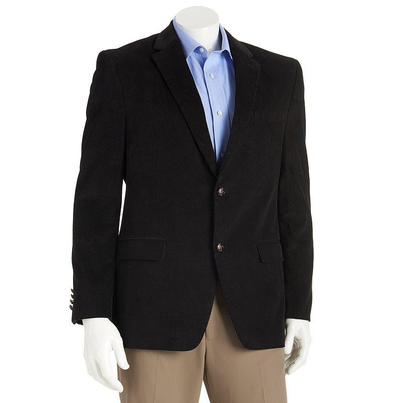 Big & Tall Chaps Classic-Fit Corduroy Sport Coat