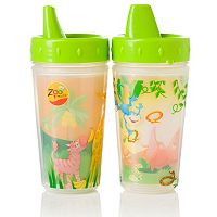 Evenflo Feeding 2-pk. Zoo Friends 10-oz. Insulated Sippy Cups