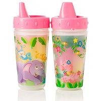 Evenflo Feeding 2 pkZoo Friends 10-oz. Insulated Sippy Cups