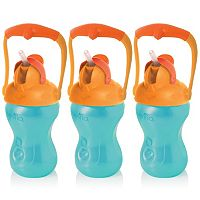 Evenflo Feeding 3-pk. Advanced 8-oz. Swing Handle Cups