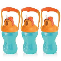 Evenflo Feeding 3 pkAdvanced 8-oz. Swing Handle Cups