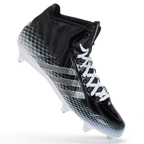 sports shoes b4ac1 79337 adidas Crazyquick Men s Mid-Top Detachable Football Cleats