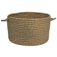 Colonial Mills Braided Storage Basket