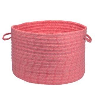 Colonial Mills Braided Storage Basket