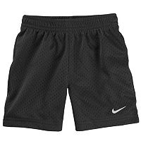 Toddler Boy Nike Solid Mesh Shorts