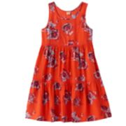 Mudd® Challis Dress - Girls 7-16