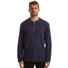 Men's Stanley Classic-Fit Thermal Henley